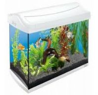 Tetra White Aqua Art Aquarium 30 litres